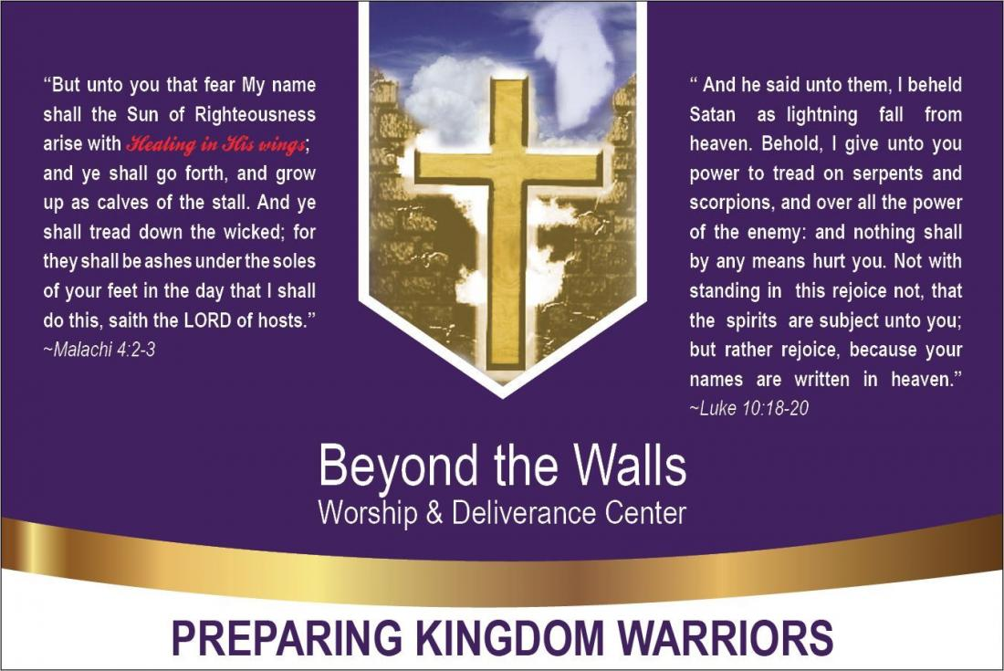Beyond The Walls Ministries International